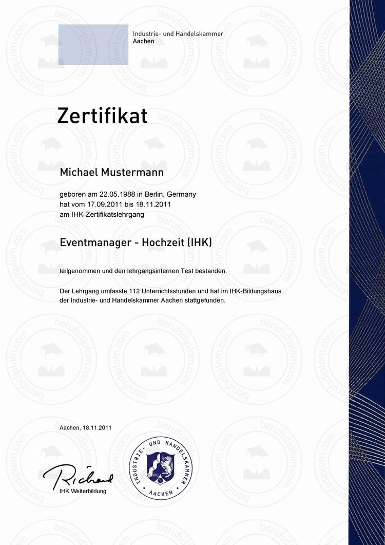 Fantastisch Zertifikat Designs Kostenlos Zeitgenössisch ...